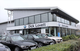 SAS Consultancy client - Dick Lovett